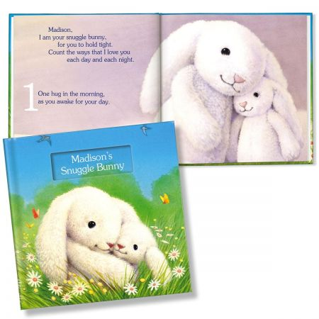 My Snuggle Bunny Storybook