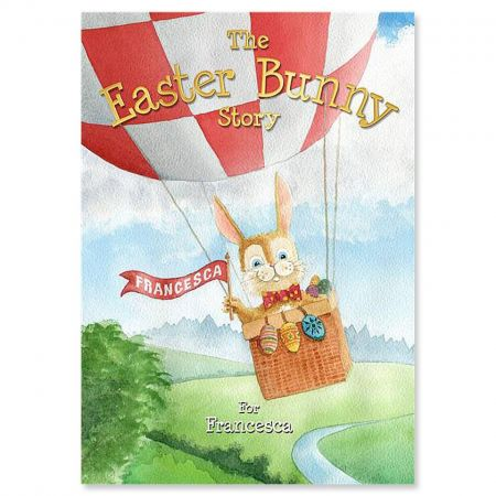 The Easter Bunny Personalized Storybook