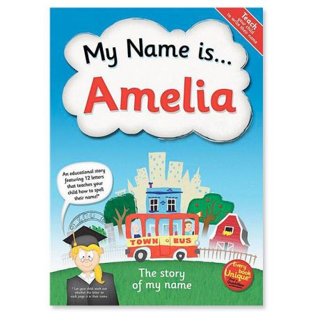 My Name Is...Personalized Storybook