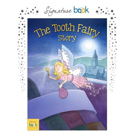 Tooth Fairy Personalized Storybook