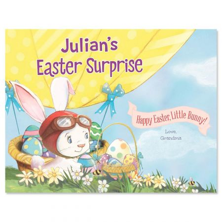 An Easter Surprise Personalized Storybook