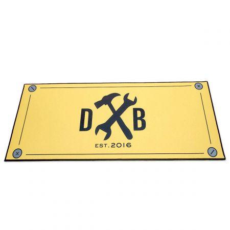 Custom Tools Double-Width Doormat