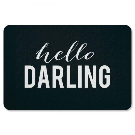 Hello Darling Home Doormat