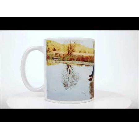 Panoramic Custom Photo Mug