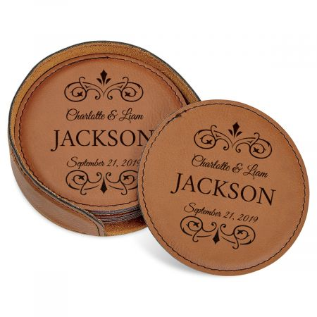 Custom Established Coaster Set