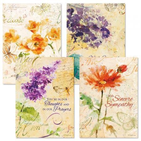 Peace Sympathy Cards