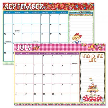 2020-2021 Mary Engelbreit® Calendar Pad