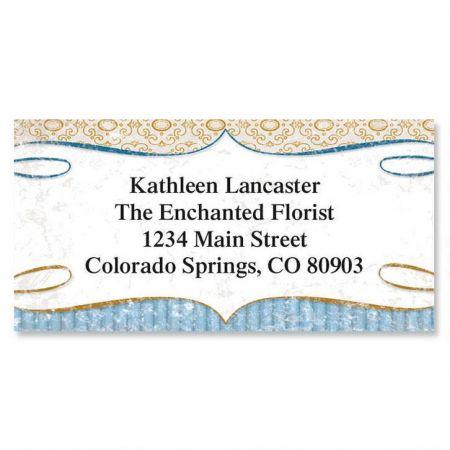 Letraset I Border Address Labels
