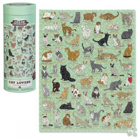 Cat Lovers' Puzzle