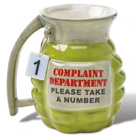 Complaint Department Coffee Mug