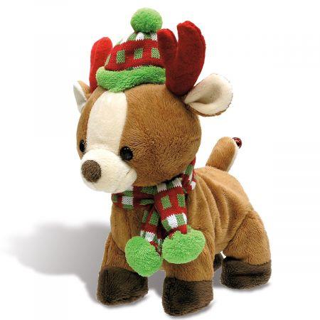 Musical Rock & Roll Reindeer