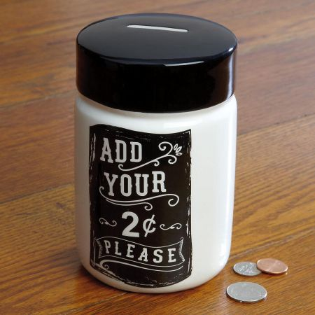 Add Your 2¢ Here Jar