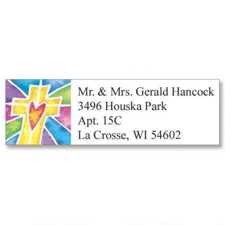 Faith Classic Return Address Labels