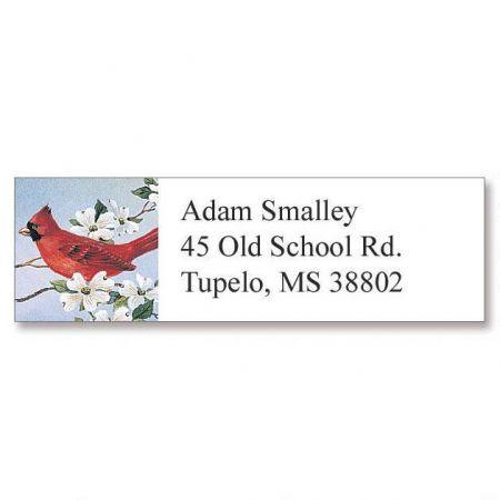 Cardinal Classic Return Address Labels