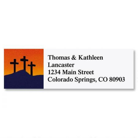 Inspiration Classic Return Address Labels