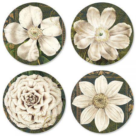 Poetic Garden Envelope Seals (4 Designs)
