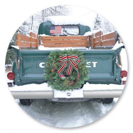 Pick Up Christmas Envelope Seals