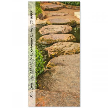 Footpath Oversized Return Address Labels