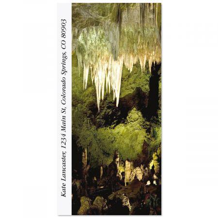 Carlsbad Caverns Oversized Return Address Labels