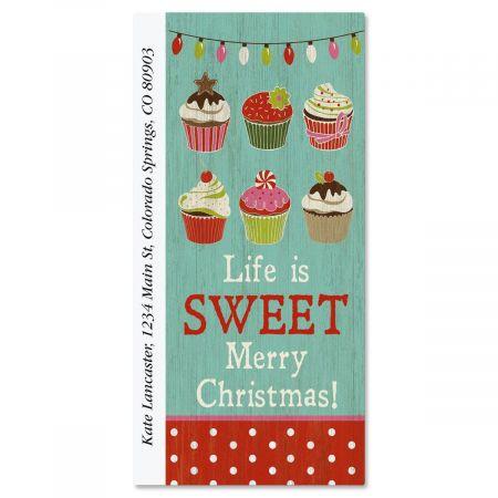 Sweet Season Oversized Return Address Labels