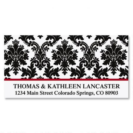 Alexandria Deluxe Return Address Labels