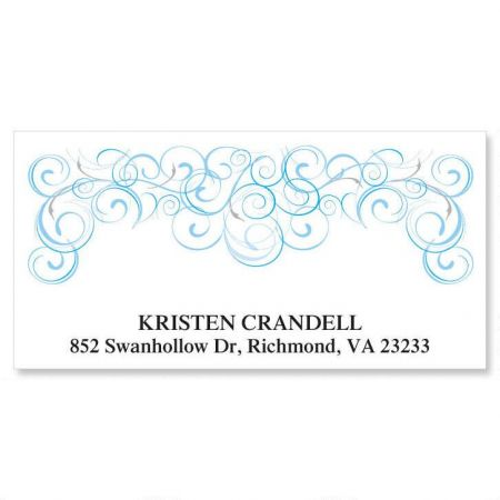 Eloquent Deluxe Address Labels