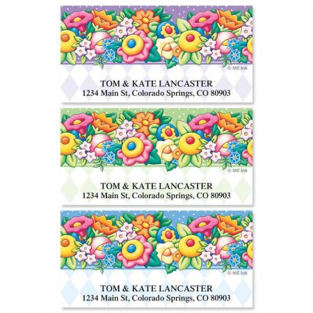 Blossom by Mary Engelbreit® Deluxe Return Address Labels