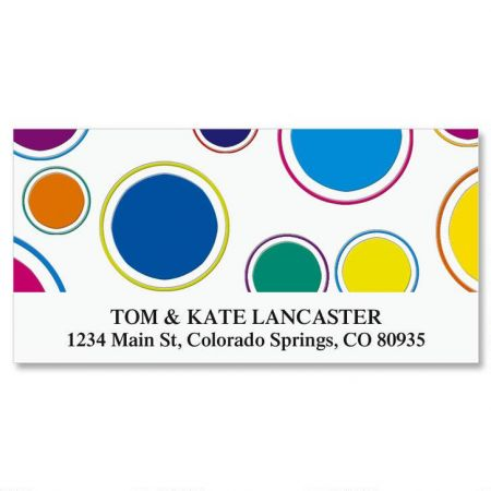 Fanciful  Deluxe Return Address Labels