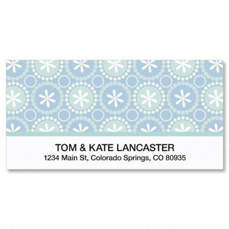 Hula Loop Deluxe Address Labels