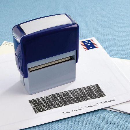 ID Blackout Stamp - Refill