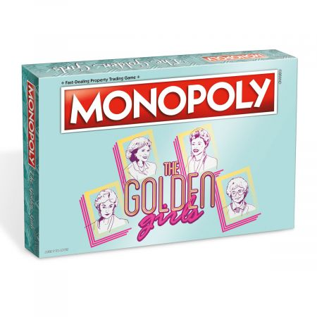 MONOPOLY®: The Golden Girls™