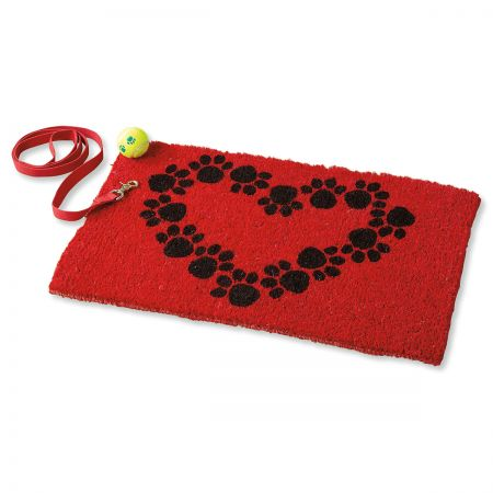 Heart and Soles Doormat