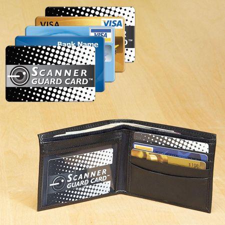 Scanner Guard Card™