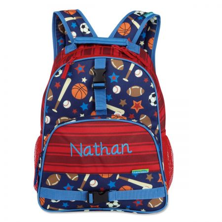 Sports Custom Backpack by Stephen Joseph®