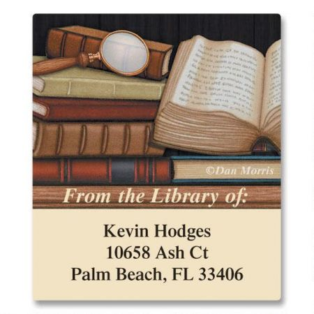 Book Lovers, Too Bookplates