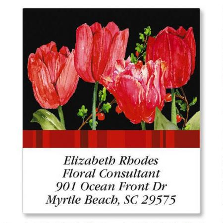 Tulip Time Select Return Address Labels