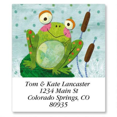 Hippity Hop Select Return Address Labels