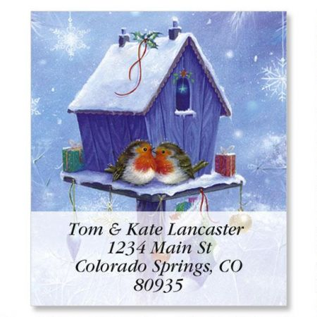 Welcome Home Select Return Address Labels