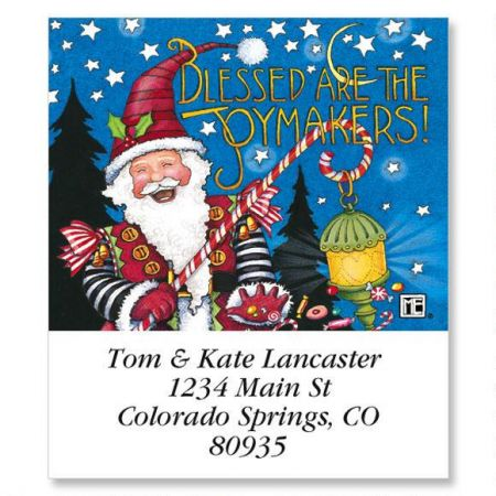 Joymakers Select Return Address Labels