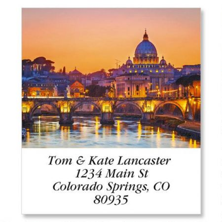 St. Peter's Cathedral Select Return Address Labels