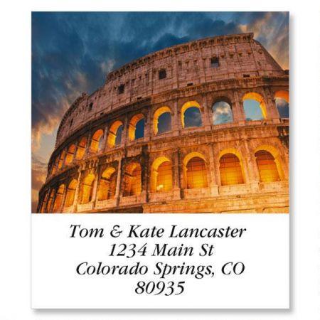 Colosseum Select Return Address Labels