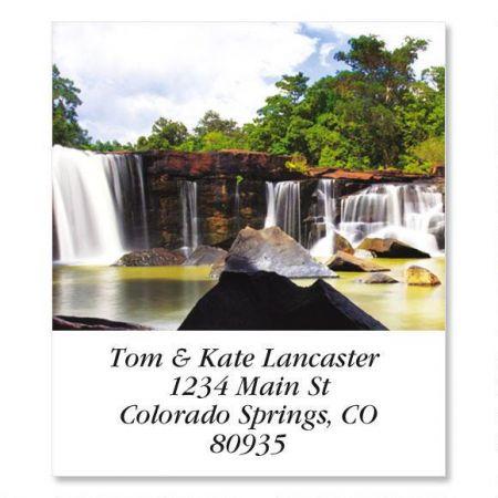 Tatton Paradise Waterfall  Select Address Labels