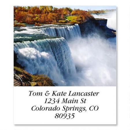 Niagara Falls Select Return Address Labels