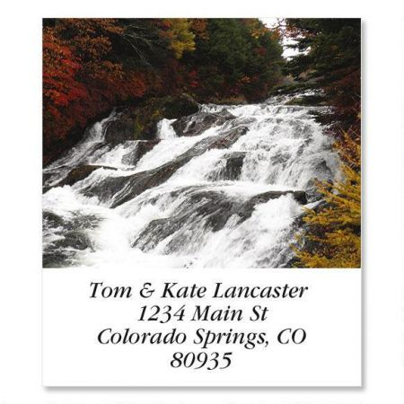 Ryuzu Falls  Select Address Labels
