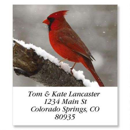Cardinal  Select Return Address Labels