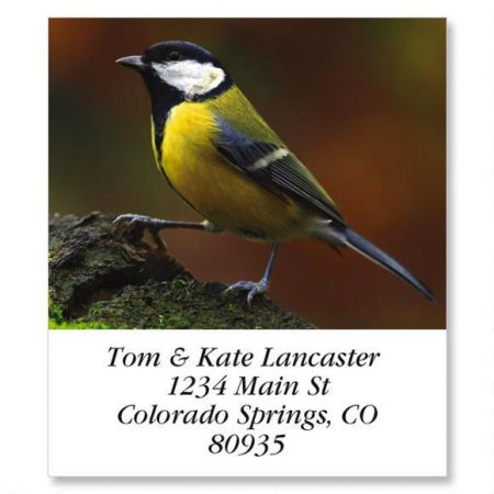 Chickadee  Select Address Labels