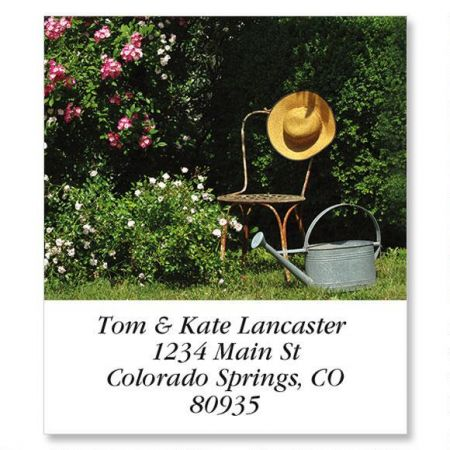 Sunny Space Select Return Address Labels