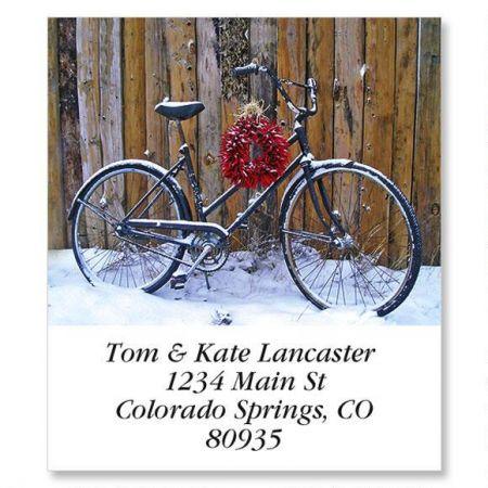 Chili Bike Select Return Address Labels