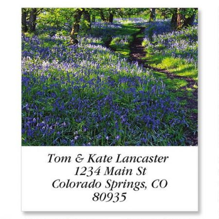 Bluebells Select Address Labels