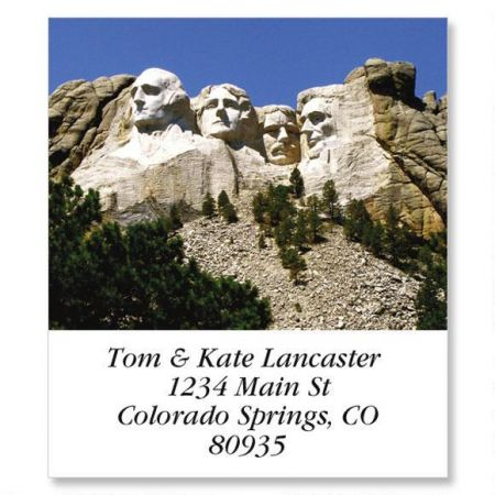 Mount Rushmore Select Address Labels